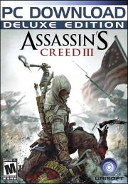 Assassin's Creed® III Deluxe Edition от gamersgate.com