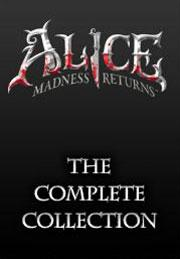 Alice Madness Returns: The Complete Collection