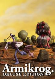 Armikrog Deluxe EditionGame<br><br>