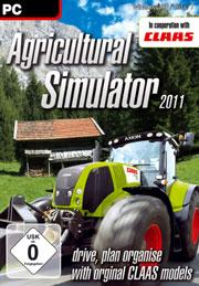 Agricultural Simulator 2011 Extended EditionGame<br><br>