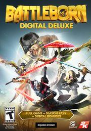 Battleborn Deluxe Edition от gamersgate.com