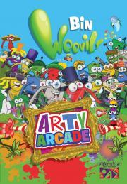 Bin Weevils Arty ArcadeGame<br><br>