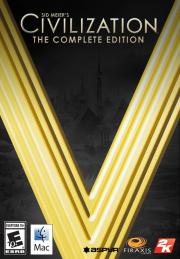 Sid Meiers Civilization V: The Complete Edition (Mac)Game<br><br>