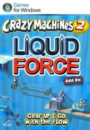 Crazy Machines 2: Liquid Force (Add-On)Game<br><br>