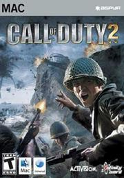 Call of Duty 2 (Mac)Game<br><br>