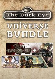 The Dark Eye Universe BundleGame<br><br>