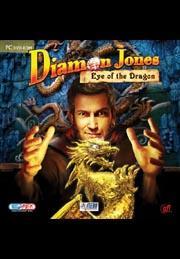 Diamon Jones Eye of the DragonGame<br><br>