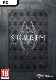 The Elder Scrolls V: Skyrim Legendary Edition (Russian)Game<br><br>