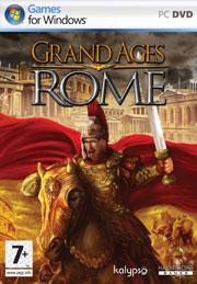 Grand Ages: Rome Gold EditionGame<br><br>
