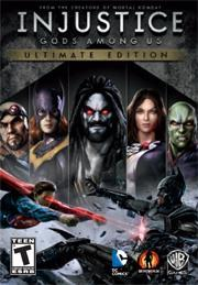 Injustice: Gods Among Us Ultimate EditionGame<br><br>
