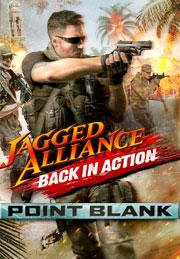 Jagged Alliance: Back in Action DLC: Point Blank от gamersgate.com