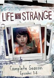 Life is Strange Complete Season (Episodes 1-5)Game<br><br>