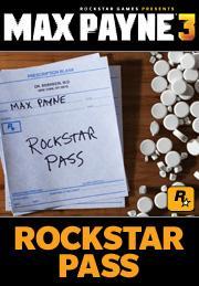 Max Payne 3 Rockstar Pass PC