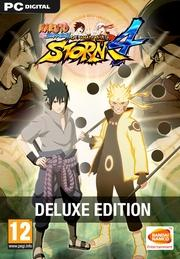 NARUTO SHIPPUDEN: Ultimate Ninja STORM 4 Deluxe EditionGame<br><br>