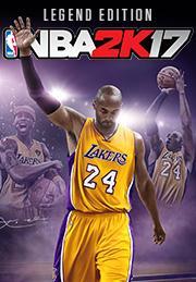 NBA 2K17 Legend Edition от gamersgate.com