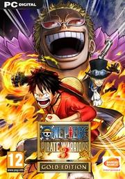 One Piece Pirate Warriors 3 Gold EditionGame<br><br>