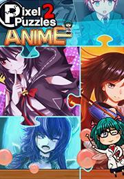 Pixel Puzzles 2: Anime от gamersgate.com