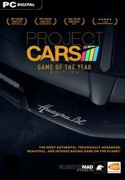 Project CARS - Game of the Year Edition от gamersgate.com