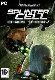 Tom Clancys Splinter Cell Chaos TheoryGame<br><br>