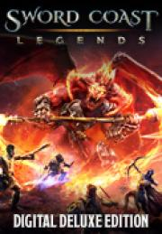 Sword Coast Legends: Digital Deluxe EditionGame<br><br>