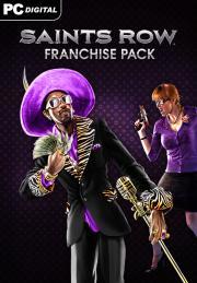 Saints Row Franchise PackGame<br><br>