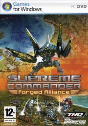 Supreme Commander Forged AllianceGame<br><br>