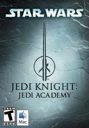 Star Wars?: Jedi Knight?: Jedi Academy? (Mac)Game<br><br>