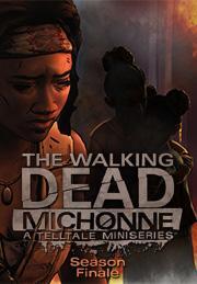 The Walking Dead: MichonneGame<br><br>