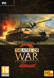 Theatre of  War 2: Kursk 1943Game<br><br>