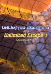 Unlimited Escape 3 &amp; 4 Double PackGame<br><br>