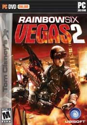 Tom Clancys Rainbow Six Vegas 2Game<br><br>