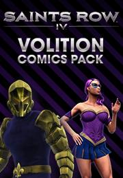 Saints Row IV - Volition Comic PackGame<br><br>