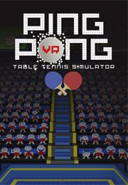 VR Ping PongGame<br><br>