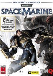 Warhammer 40,000: Space Marine Guide (Web Access)