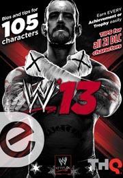 WWE 13 eGuide