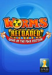 Worms Reloaded: Game of the Year EditionGame<br><br>