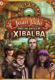 Joan Jade and the Gates of Xibalba