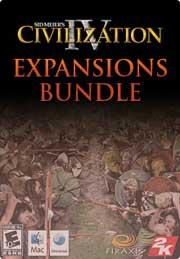 Sid Meier's Civilization® IV: Expansions Bundle (Mac)