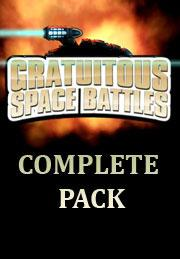 Gratuitous Space Battles Complete Pack