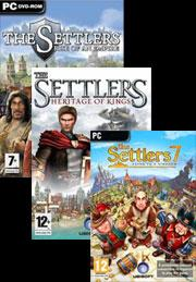 The Settlers Complete Collection