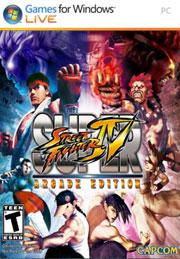 Super Street Fighter® IV Arcade Edition (4 Pack)