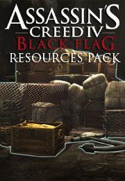 Assassin's Creed®IV Black Flag™ Time saver: Resources Pack от gamersgate.com