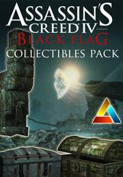 Assassin?s Creed?IV Black Flag? Time Saver: Collectibles PackGame<br><br>
