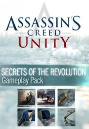 Assassin's Creed Unity Secrets of the Revolution от gamersgate.com