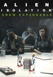 Alien: Isolation Crew Expendables DLC (Linux)Game<br><br>