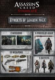 Assassins Creed Syndicate - Streets of London PackGame<br><br>