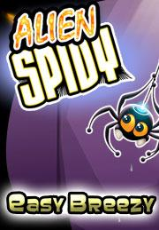 Alien Spidy: Easy BreezyGame<br><br>