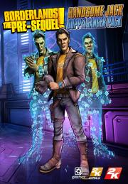 Borderlands: The Pre?Sequel Handsome Jack Doppelganger PackGame<br><br>