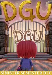 DGU: Death God University - Sinister Semester от gamersgate.com
