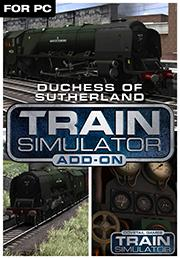 Train Simulator ? Duchess of Sutherland Loco Add?OnGame<br><br>